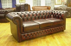 We Have A Massive Stock Of Old Leather Chesterfield Suites And Chairs. We  Supply Antique Dealers The World Over With Fine Old English Furniture.