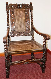 King Charles Chair