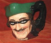 Royal Doulton - Dick Turpin