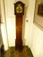 antique clocks & timepieces grandmother longcase clock by