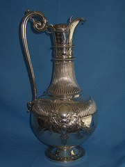 Victorian English Solid Silver