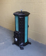 French Cast Iron StoveHeater c