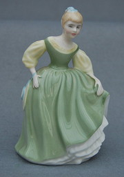 Royal Doulton Fair Maiden