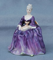 Royal Doulton figure Charlotte