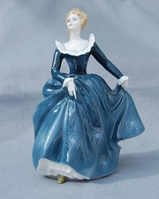 Royal Doulton figure Fragrance