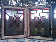 leaded lite windows