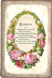 Victorian Devotional Card  Cir