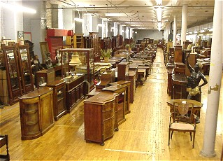 The Antique Furniture Warehouse 2nd Floor Swan Centre